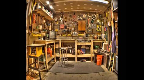 Garage Workshop Design by Best Garage Workshop Design Ideas