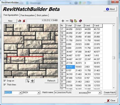 download hatch pattern revit revitcity com object pat hatchfile fill pattern