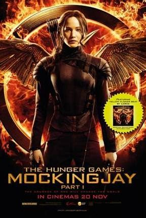 film warming up the hunger games mockingjay part 1 2014 movie