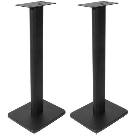 kanto living sp26 bookshelf speaker stands sp26 pair b h photo