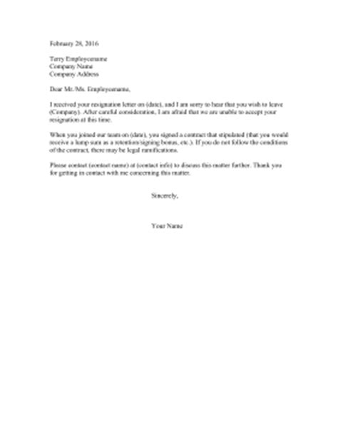 Rejection Letter Of Resignation search results for exles of letters of resignation calendar 2015