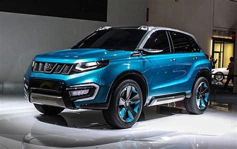 New Suzuki Cars In India Suzuki Iv 4