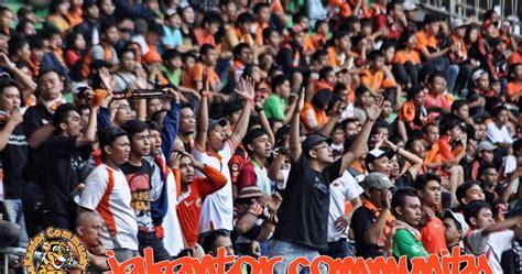 Persija Home 4 jak mania persija vs persisam home ultras in indonesia