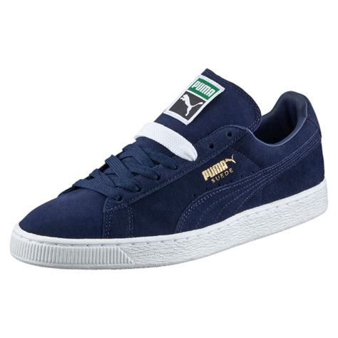 classic sneakers mens suede classic s sneakers ebay
