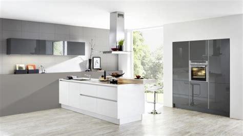 cuisine allemande nolte la cuisine avec ilot central tendance conviviale et