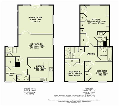 floor plans for houses uk springhill road begbroke ox5 ref 3857 kidlington