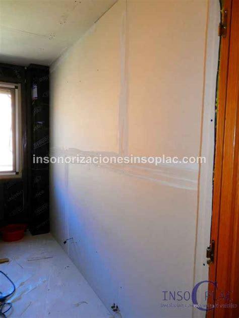 insonorizar techo habitacion insonorizar pared insoplac