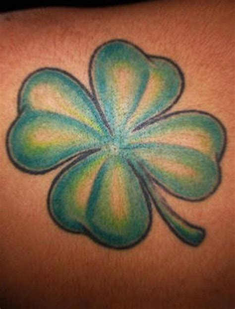 tattoo 4 leaf clover designs clover tattoos askideas