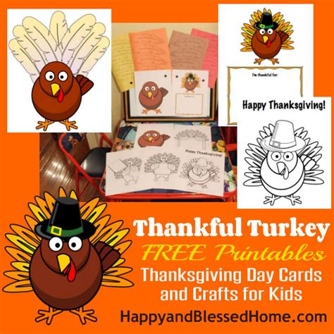 printable thanksgiving day cards free free thanksgiving day printable cards crafts