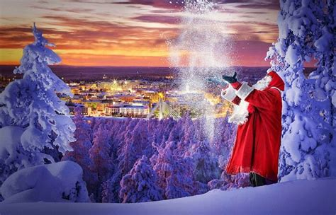 places  spend christmas  europe