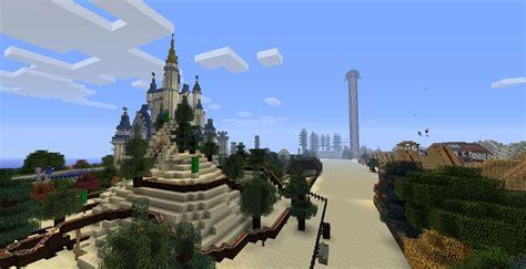discovery ridge minecraft ftb theme park ttsp forum