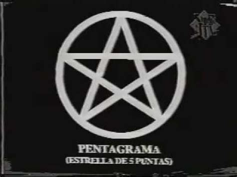 imagenes pentagrama satanico simbolos diabolicos el pentagrama youtube