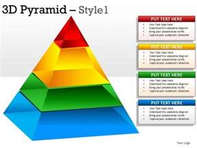 powerpoint pyramid template pyramid ppt images