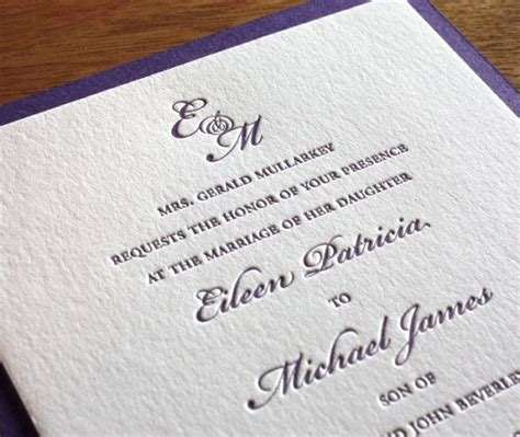 Paper Prince Wedding Invitations by Wedding Invitation Watcher Prince William And