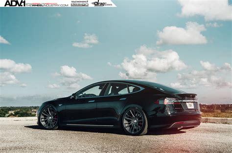 Tesla Model S Speed Tesla Model S Speed Design Pulse Mv 1 Wheels