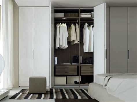 Wardrobe Folding Doors by New Entry Wardrobe With Folding Doors By Poliform