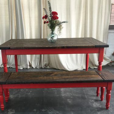 custom farmhouse table virginia and provincial style from furniture stores in