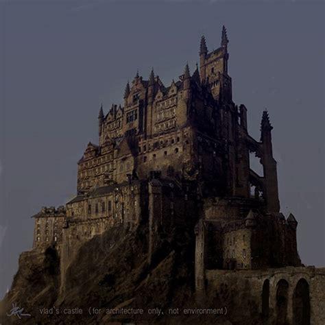 vlad the impalers castle dubeau graphic arts