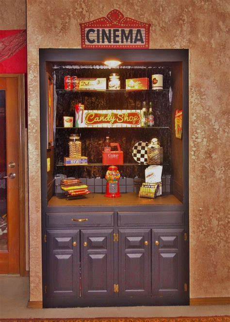 room snacks snack bar for theater room for the home pocket doors theater
