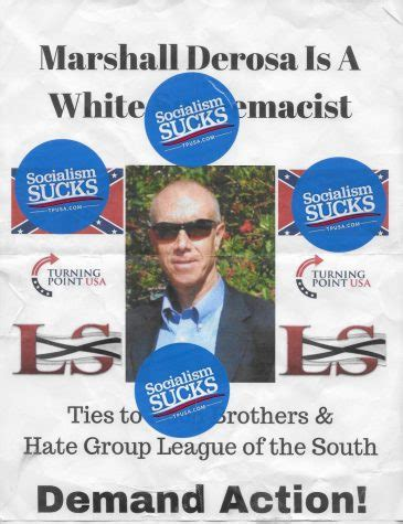 political science professor denies ties to white supremacy