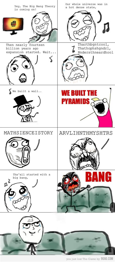The Meme Song - tbbt theme song with memes the big bang theory fan art