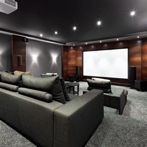21 Home Theater Design Ideas 21 Home Theater Design Ideas Decor Pictures
