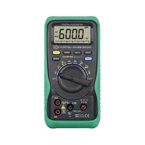 Jual Multitester Digital Jogja harga jual kyoritsu 1012 digital multimeter