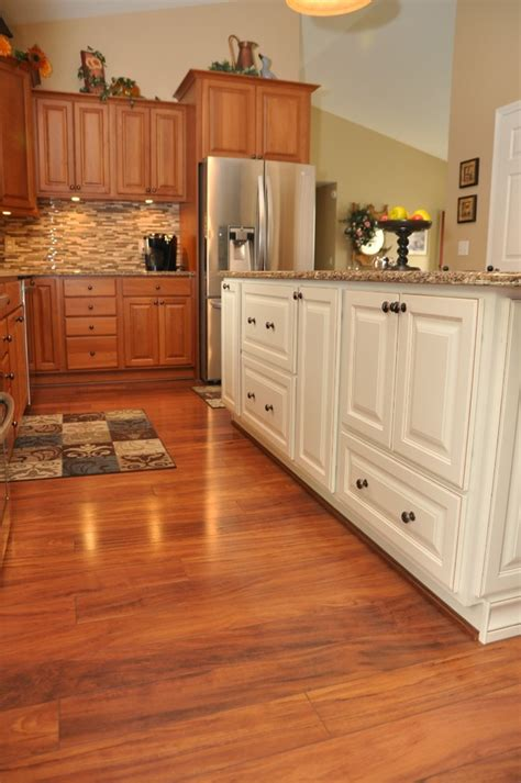 mannington laminate flooring kitchen transitional with