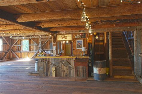 One Story Floor Plan grange manson barn austin quebec perfect venue for your