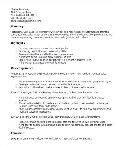 Salesman Resume by Salesman Description Resume