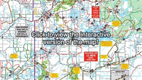 Home Map Design Online Free by Sawyer County Atv Maps