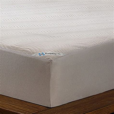 cool comfort mattress pad sealy 174 posturepedic cool comfort mattress cover bed bath