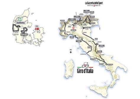 d italia cambi ufficiali altimetrie sui pedali