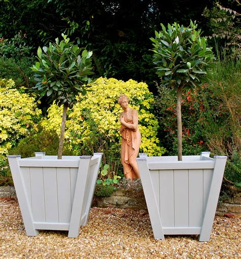 Painted Garden Planters by Painted Garden Planter Chalfont Range By Sandman Home And