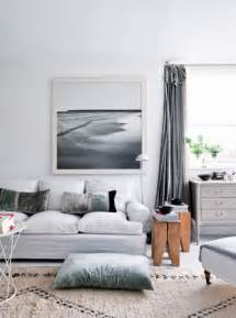 Grey Living Room Curtains Decorating 50 Shades Of Grey Home Decor The Cottage Market