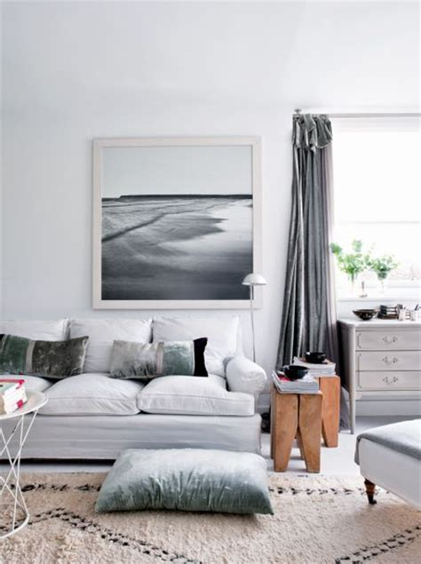 Living Room With Grey by 50 Shades Of Grey Home Decor The Cottage Market