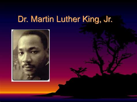 Ppt Dr Martin Luther King Jr Powerpoint Presentation Powerpoint Martin Luther King