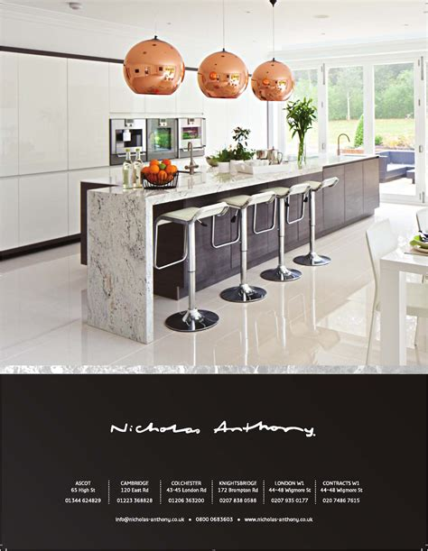 kitchen ads up front two front covers plus an ad interiors