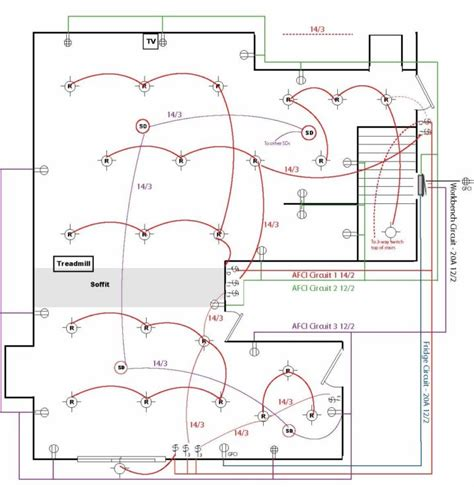 new home electrical wiring basic electrical wiring diagram for house basic household