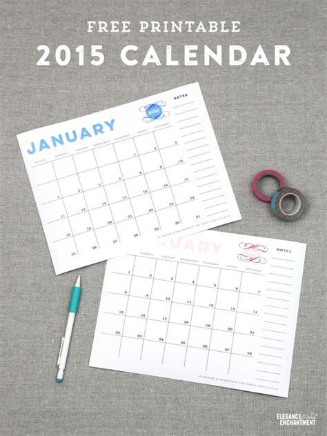 free printable life planner 2015 free printable 2015 calendar today s creative life