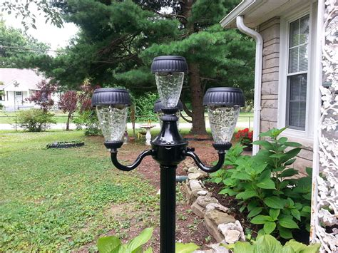 Kitchen Cabinets Louisville Ky by Hometalk Repurposed Lamps Into Patio Solar Lights