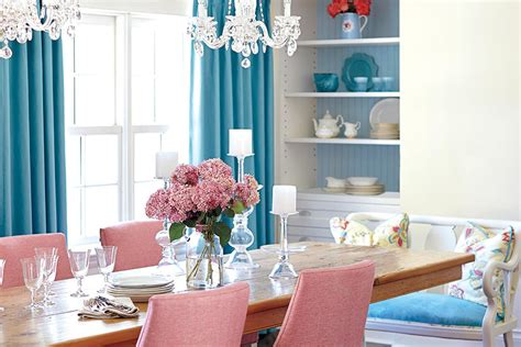 light blue home decor designs a charming pink in kitchen stacy mclennan designs a charming pink blue home in markham