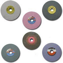 Grinding Wheels 8 Identification