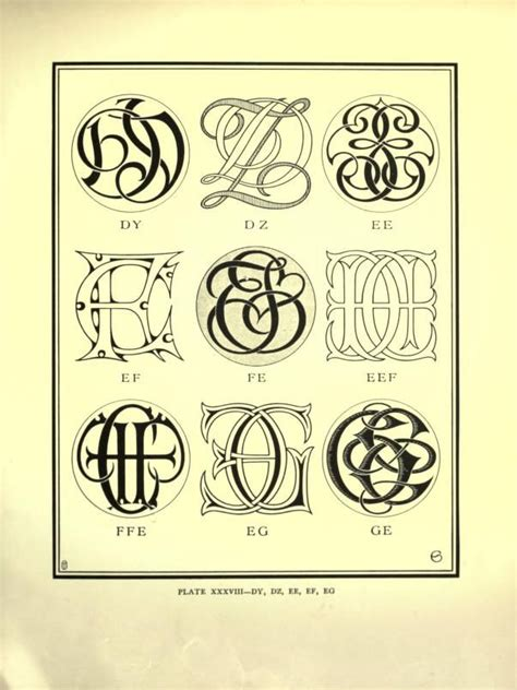 tattoo letters entwined 1000 images about monogrammes on pinterest initials