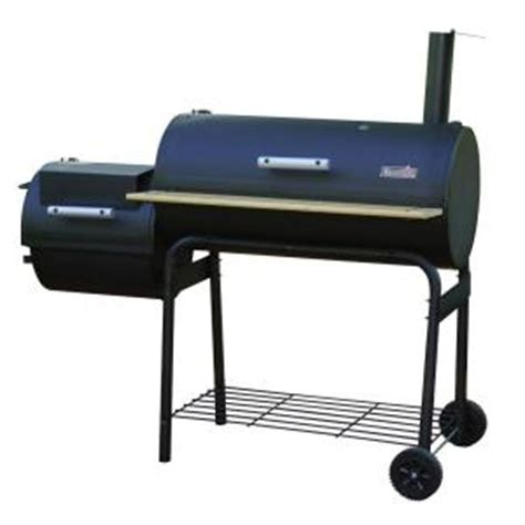 char broil silver smoker set charcoal smoker and grill