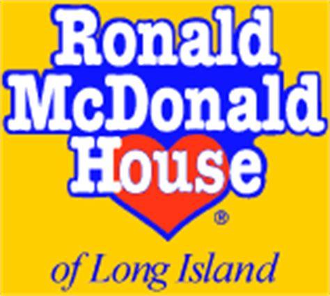 ronald mcdonald house long island long island charities charities on long island ny