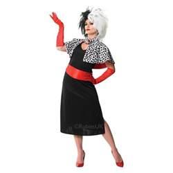 cruella costume disney s cruella de vil costume 880564