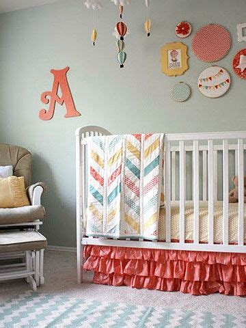 baby girl themes not pink baby girl nursery ideas