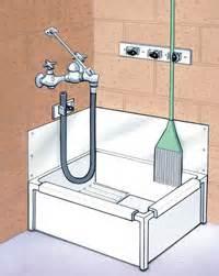 Commercial Kitchen Design Standards e l mustee amp sons mop service basins