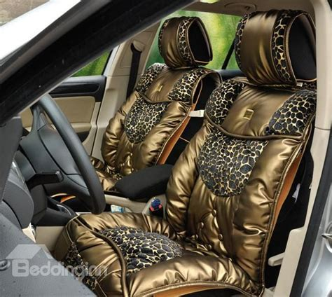 blue leopard print car seat covers selling leopard leather and deluxe fashion seat